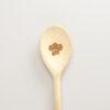 Mestolo icon chef in legno di faggio