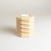 Portcandela in legno di faggio