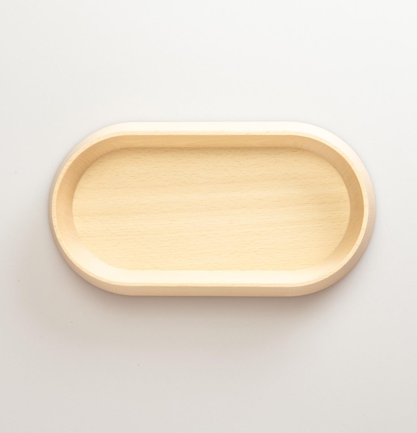 Svuotatasche in legno di faggio